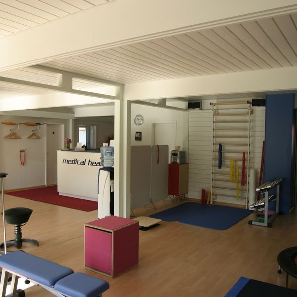 Physiotherapie - VITIS Sportcenter